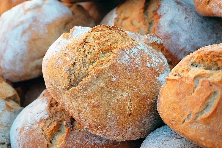 Livraison boulangerie en gîte Beaujolais
