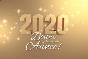 Appétit traiteur vous souhaite une Bonne et heureuse année 2020